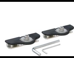 Aries Hood LED Light Universal Mounting Brackets