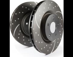 EBC Brakes GD Series Brake Rotors