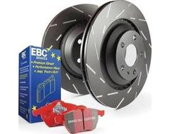 EBC Brakes S4 Kits Redstuff and USR Rotor