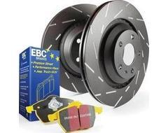 EBC Brakes S9 Kits Yellowstuff and USR Rotors