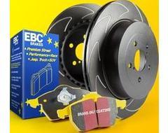 EBC Brakes Yellowstuff Brake Pads