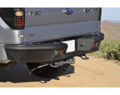 Addictive Desert Designs Stealth Fighter Rear Bumper