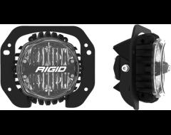 Rigid Industries LED Pod Light Bumper Mounting Brackets