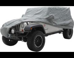 Smittybilt Jeep Car Cover