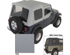 Rugged Ridge Replacement Soft Top