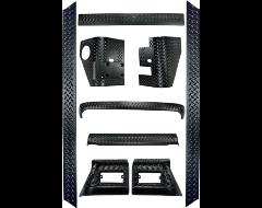 Rugged Ridge Body Armor Kit
