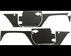 Rugged Ridge Magnetic Protection Panel Kit