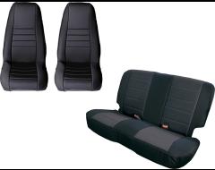 Rugged Ridge Seat Cover Kit