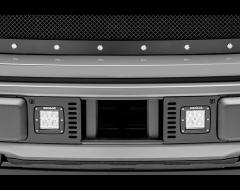 Zroadz Front Bumper Insert LED Pod Light Kit