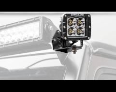 Zroadz LED Pod Light Front Roof Rack Side Mounting Brackets