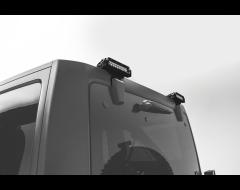 Zroadz Rear Window Hinge Mounted LED Light Bar Kit