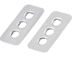 DV8 Offroad Aluminum Inset for Rocklaw System