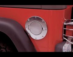 Rampage Billet Style Fuel Door Cover