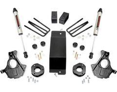 Rough Country Suspension Lift Knuckle Kit w/Shocks