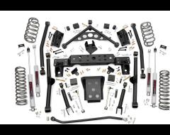 Rough Country X-Series Long Arm Suspension Lift Kit w/Shocks