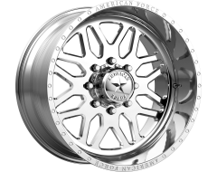 American Force Wheels AFW B02 TRAX SS Polished