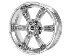 American Racing Wheels AR620 TRENCH Chrome