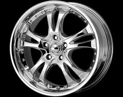 American Racing Wheels AR683 CASINO Chrome