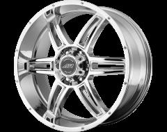 American Racing Wheels AR890 Chrome