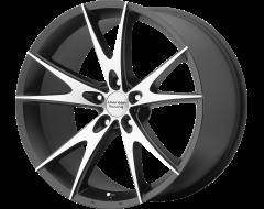 American Racing Wheels AR903 Gloss Black Machined