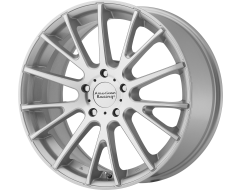 American Racing Wheels AR904 Bright Silver Machined Face