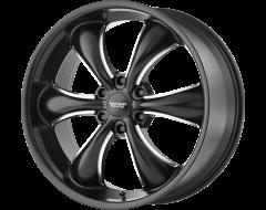 American Racing Wheels AR914 TT60 TRUCK Satin Black Milled