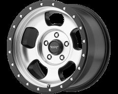 American Racing Wheels AR969 ANSEN OFFROAD Satin Black Machined