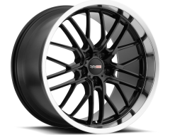 Cray Wheels EAGLE Gloss Black with Mirror Lip