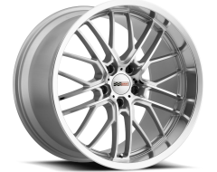 Cray Wheels EAGLE Silver with Machined Face and lip