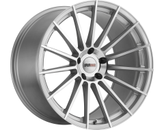 Cray Wheels MAKO Silver with Machined Face
