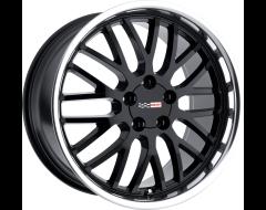 Cray Wheels MANTA Gloss Black with Mirror Lip