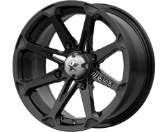 MSA Wheels M12 DIESEL Gloss Black