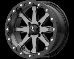 MSA Wheels M21 LOK Charcoal Tint