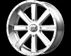 MSA Wheels M34 FLASH Chrome