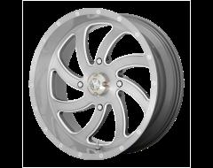 MSA Wheels M36 SWITCH Brushed Titanium
