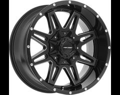 Pro Comp Pro Comp Wheels Gloss Powder Coated