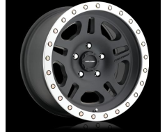 Pro Comp Series 29 Satin with Machined Lip Powder Coated