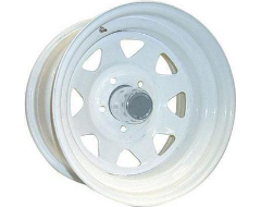 Pro Comp Series 82 White Powder Coated