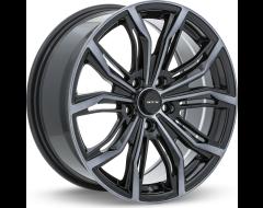 RTX Black Widow Black Machined Grey