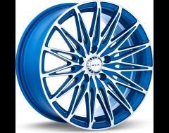 RTX Crystal Matte Blue Machined