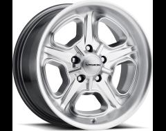 Vision Wheels 147 DAYTONA Hyper Silver