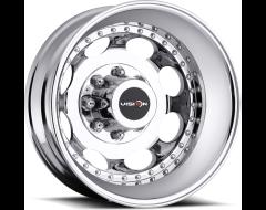 Vision Wheels 181 HEAVY HAULER Gloss Black