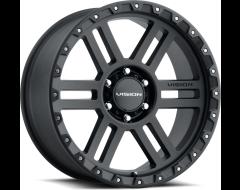 Vision Wheels 354 MANX2 Satin Black