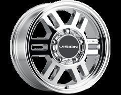 Vision Wheels 355 M2 OVERLAND Chrome
