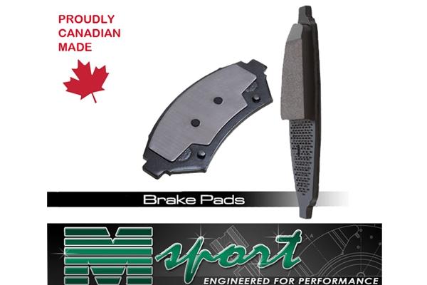 Shop Msport Brake Pads,All Products, Brake Pads, Brakes And Rotors, Jeep Brakes And Rotors & Free Shipping Canada | Partsengine.ca