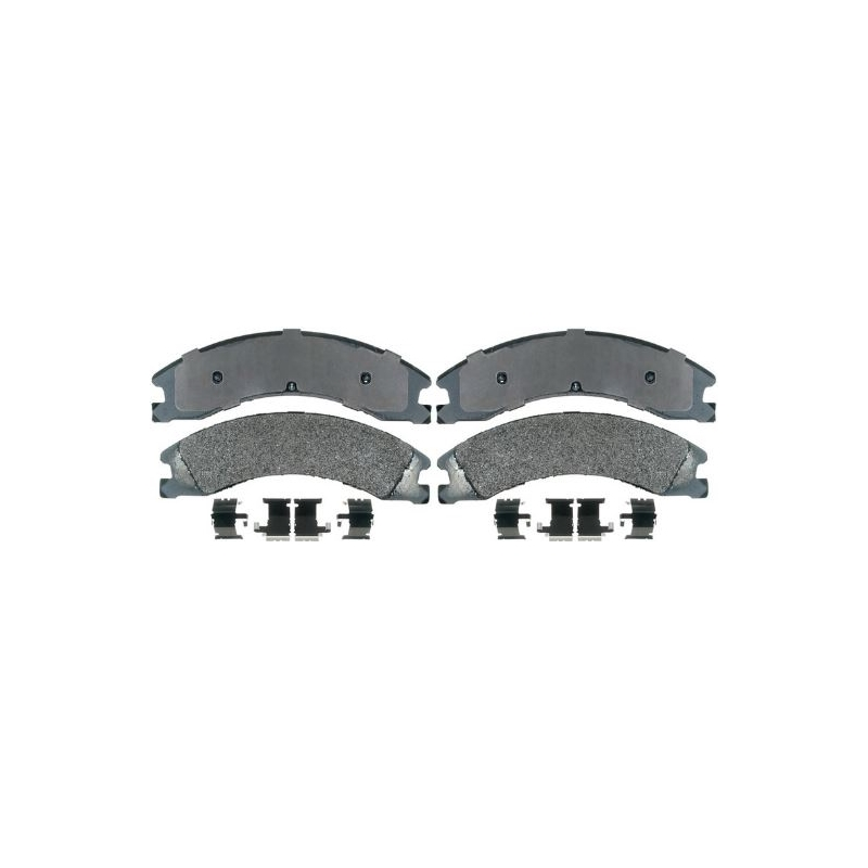 Shop Raybestos Medium Duty Specialty Metallic Disc Brake Pads,All Products, Brake Pads, Brakes And Rotors & Free Shipping Canada | Partsengine.ca