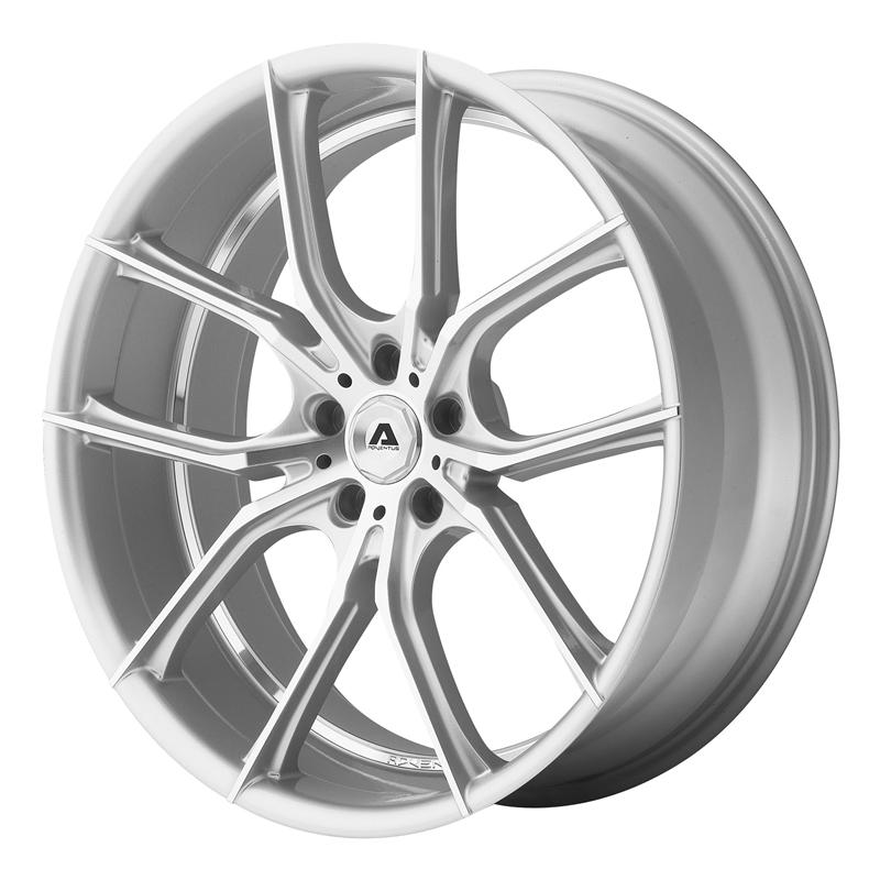 Shop Adventus Wheels AVX-6 - Silver Machined,All Products, Custom Wheels & Free Shipping Canada | Partsengine.ca