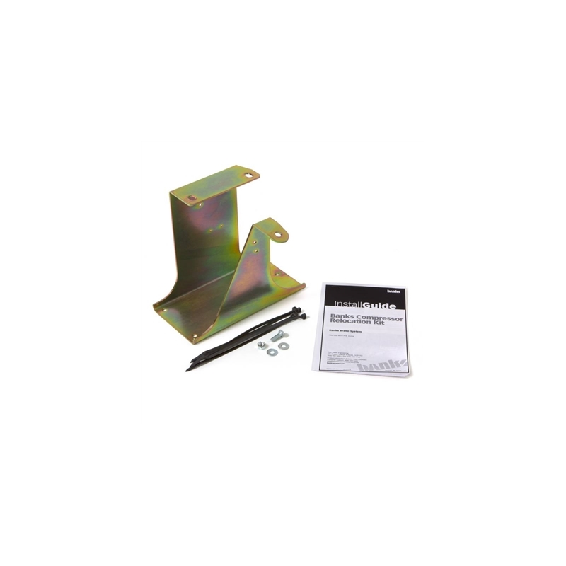 Shop Banks Power Exhaust Brake Compressor Relocation Kits,All Products & Free Shipping Canada | Partsengine.ca