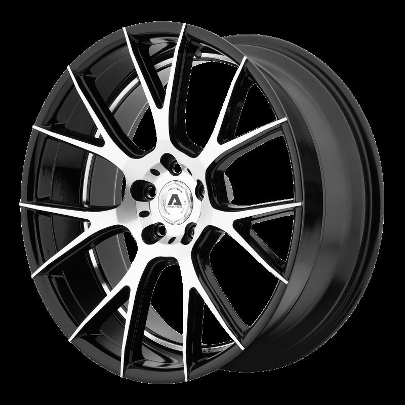 Shop Adventus AVX-7 Series Wheels - Gloss black machined,Wheels & Tires & Free Shipping Canada   Partsengine.ca