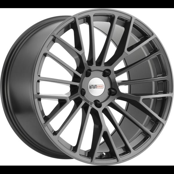 Cray Wheels ASTORIA High Gloss Gunmetal - PartsEngine Canada
